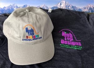 Apparel printing for profit and non-profit organizations